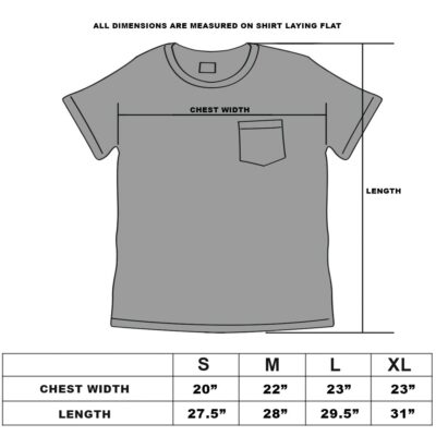 Shirt Pocket Size 79702 Vizualize
