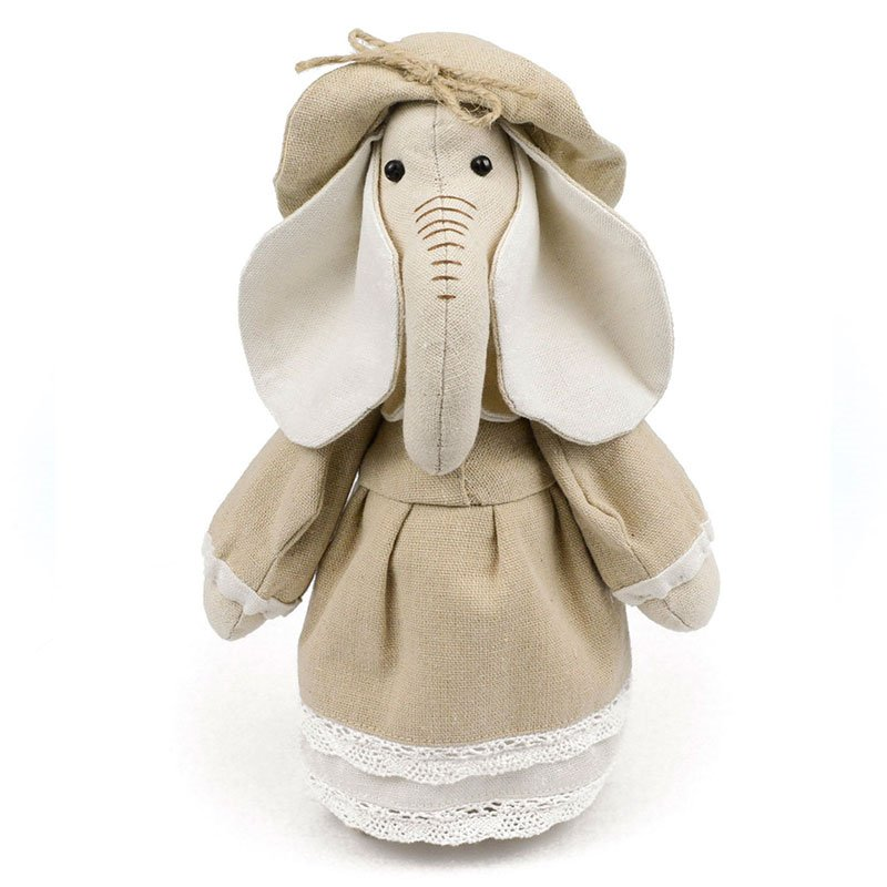 Elephant Toy - Plush Toy