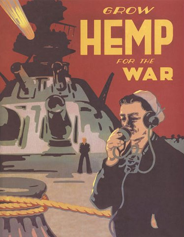 Grow Hemp for the War!