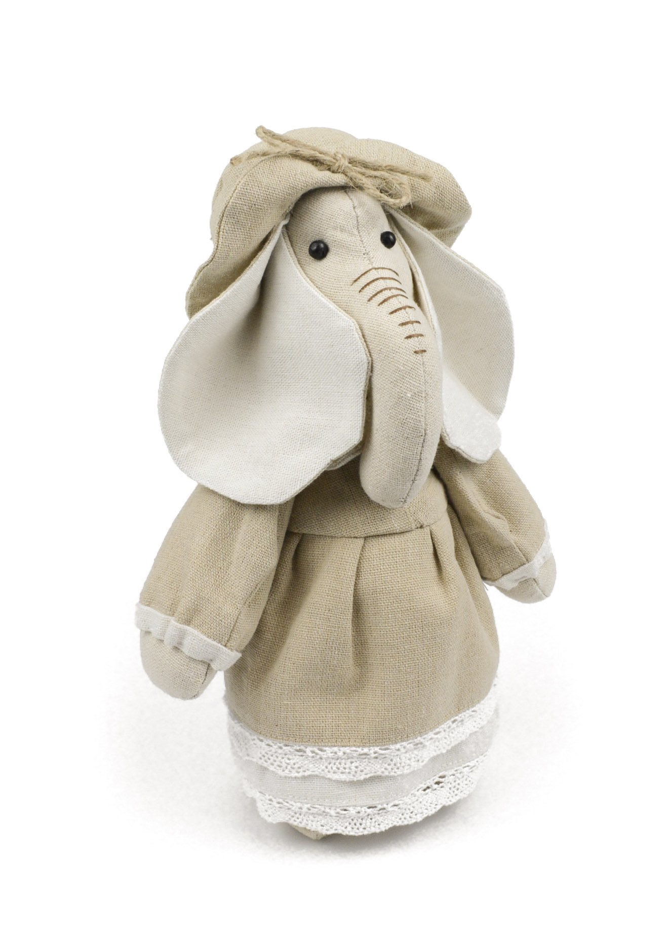 Elephant Toy - hemp