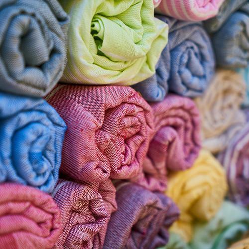 Hemp fabric history